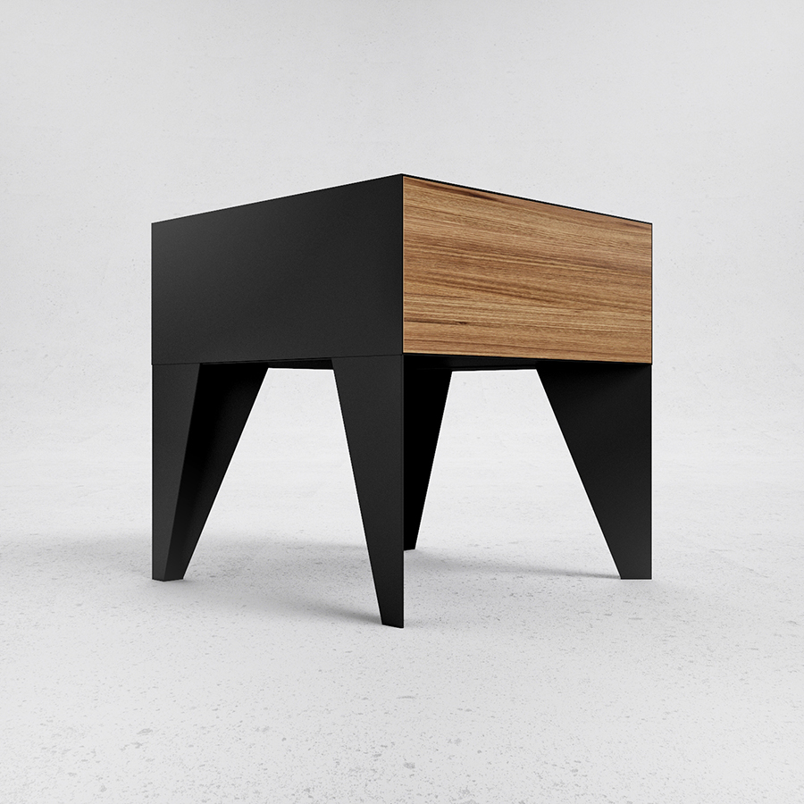 E11 bedside table